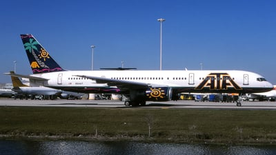 N514AT - Boeing 757-23N - ATA Airlines