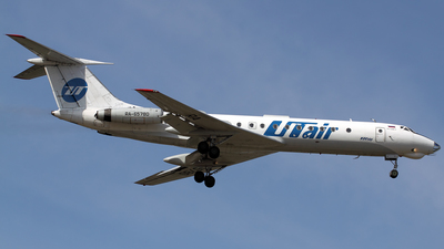 RA-65780 - Tupolev Tu-134A-3 - UTair Aviation