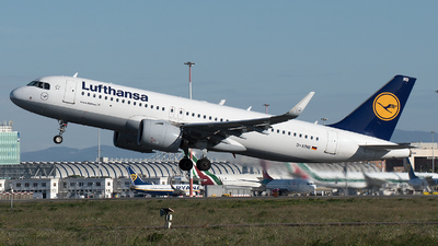A picture of DAINB - Airbus A320271N - Lufthansa - © Gianluca Mantellini