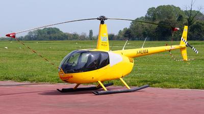 I-HUMA - Robinson R44 Clipper II - Private