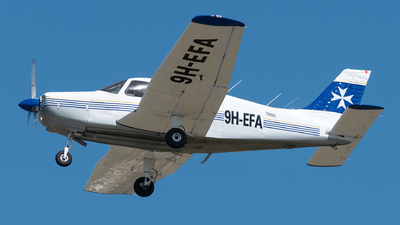 9H-EFA - Piper PA-28-161 Warrior III - European Flight Academy