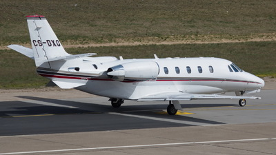 CS-DXQ - Cessna 560XL Citation XLS - NetJets Europe