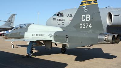 65-10374 - Northrop T-38C Talon - United States - US Air Force (USAF)