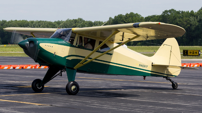 A picture of N4691T - Piper PA22150 - [226713] - © HA-KLS