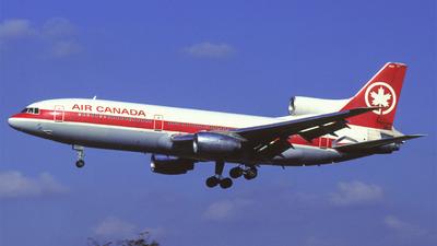 C-GAGH - Lockheed L-1011-500 Tristar - Air Canada
