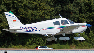 D-EEKD - Piper PA-28-180 Cherokee C - Private