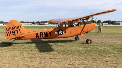 N90671 - Cessna 305A Bird Dog - Private
