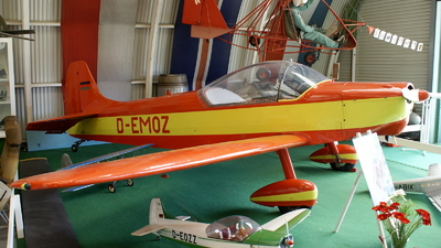 D-EMOZ - Binder CP301S Smaragd - Private