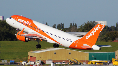 A picture of GUZHU - Airbus A320251N - easyJet - © Owen Ceney (bhx_flights)