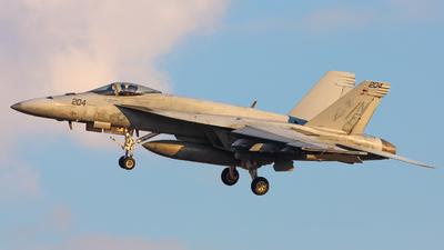 165864 - Boeing F/A-18E Super Hornet - United States - US Navy (USN)