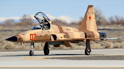 761545 - Northrop F-5N Tiger II - United States - US Navy (USN)