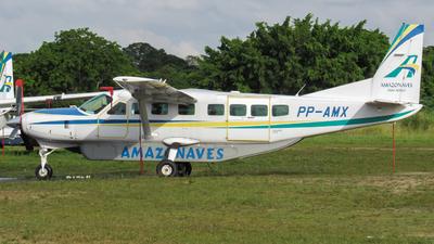 A picture of PPAMX - Cessna 208B Grand Caravan - [208B2267] - © Alison Rodrigues - SBPV