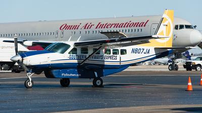 N807JA - Cessna 208 Caravan - Southern Airways Express