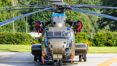 85-08 - Sikorsky CH-53GA - Germany - Air Force