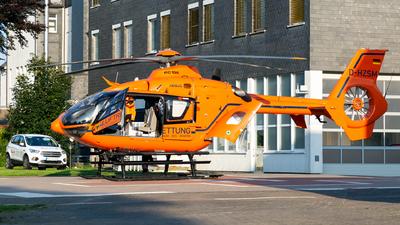 D-HZSM - Eurocopter EC 135T2+ - Germany - Luftrettung