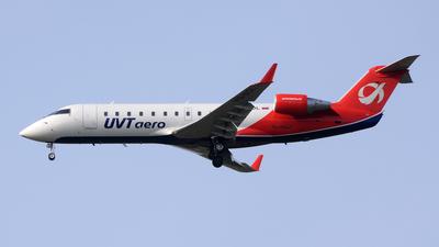 VQ-BOL - Bombardier CRJ-200ER - UVT Aero