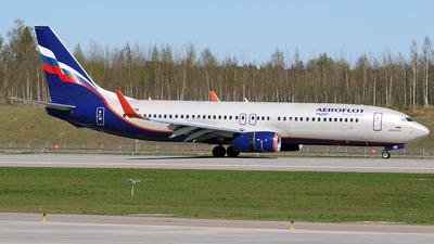 A picture of VPBON - Boeing 7378LJ - Aeroflot - © BizavMen