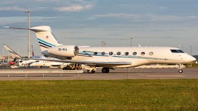 OE-IKA - Gulfstream G650 - MJet
