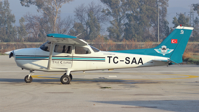 TC-SAA - Cessna 172S Skyhawk - True Course Flight Academy