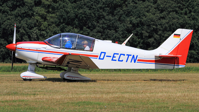 D-ECTN - Robin DR340 - Private