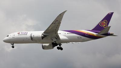 HS-TQA - Boeing 787-8 Dreamliner - Thai Airways International