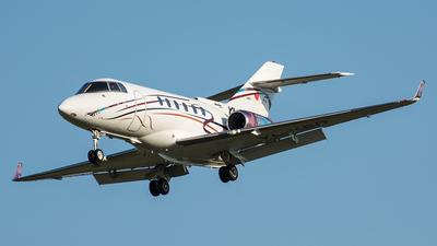 YL-KSD - Hawker Beechcraft 850XP - KS Avia