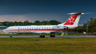 RF-66032 - Tupolev Tu-134Sh - Russia - Air Force