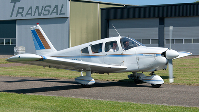 OO-NYL - Piper PA-28-180 Cherokee D - Private
