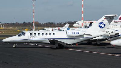 A picture of DCHRF - Cessna 525B CitationJet CJ3 - Hahn Air - © Bjoern Huke