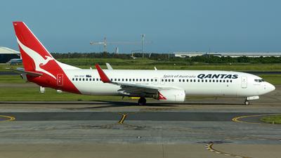VH-VXF - Boeing 737-838 - Qantas