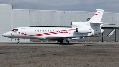 VP-CFL - Dassault Falcon 7X - Private