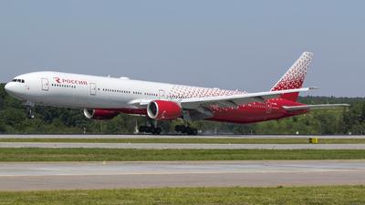 A picture of EIUNN - Boeing 777312 - Rossiya - © Aktug Ates