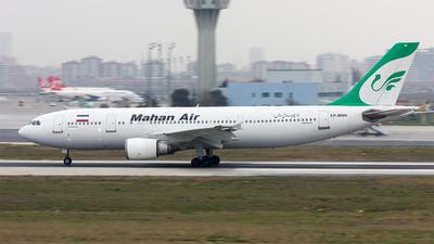 EP-MNH - Airbus A300B4-603 - Mahan Air