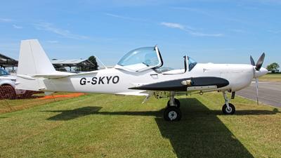 G-SKYO - Slingsby T67M Mk.II Firefly - Private