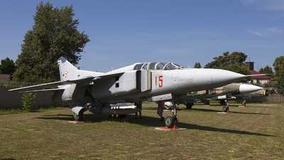 15 - Mikoyan-Gurevich MiG-23UB Flogger C - Hungary - Air Force