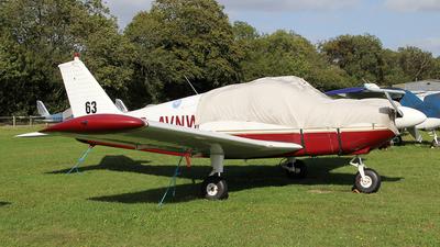 G-AVNW - Piper PA-28-180 Cherokee C - Private