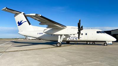 A picture of CGWRI - De Havilland Canada Dash 8100 - [098] - © downwindphotography