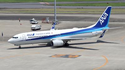 A picture of JA72AN - Boeing 737881 - All Nippon Airways - © Gripen-YN
