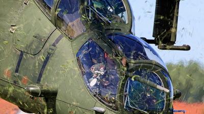 728 - Mil Mi-24V Hind E - Poland - Army