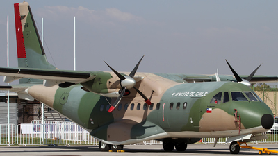 216 - CASA CN-235M-100 - Chile - Army