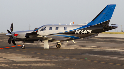 N694PB - Socata TBM-900 - Private