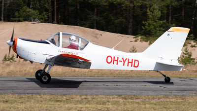 OH-YHD - PIK-15 Hinu - TIY - Aviation Club of Tampere