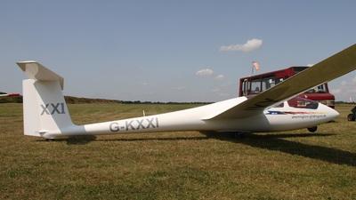 G-KXXI - Schleicher ASK-21 - Shenington Gliding Club