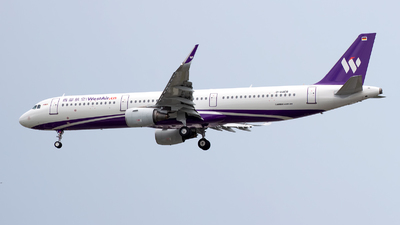 D-AAER - Airbus A321-211 - West Air