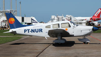 PT-NUR - Embraer EMB-712 Tupi - Aero Club - Eldorado do Sul
