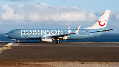 D-ATUI - Boeing 737-8K5 - TUI