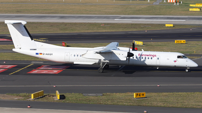D-ABQH - Bombardier Dash 8-Q402 - Eurowings (LGW Luftfahrtgesellschaft Walter)