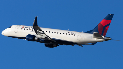 A picture of N268SY - Embraer E175LR - Delta Air Lines - © Angelos Panou