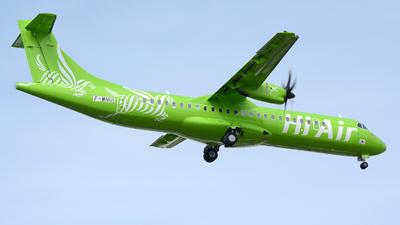 F-WNUI - ATR 72-212A(500) - Hi Air