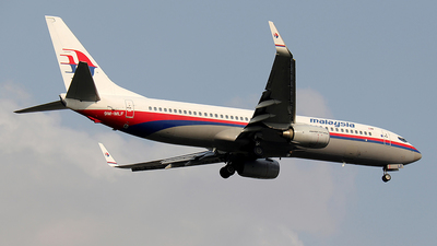 9M-MLF - Boeing 737-8FZ - Malaysia Airlines